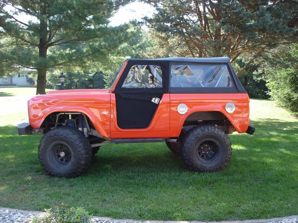 Ford Bronco - Wikipedia, the free encyclopedia